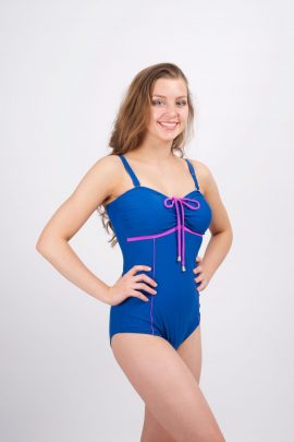 Sporty Spice Swimming Costume